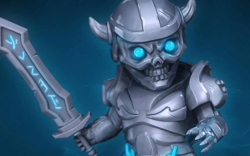 Little Death Knight